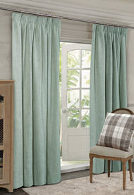 Vermont Pencil Pleat Curtains