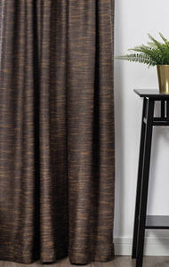 Fusion Textures Morgan Pencil Pleat Curtains