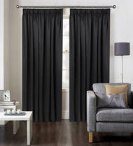 Sundown Pencil Pleat Curtain