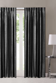 Verona Pencil Pleat Curtains