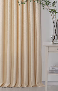 Vienna Pencil Pleat Curtain